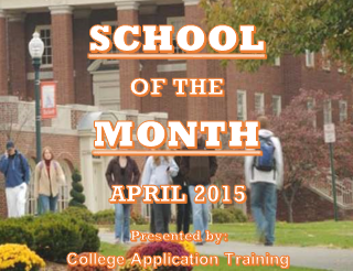 CAT's School of the Month (April)