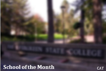 School Of The Month (May)